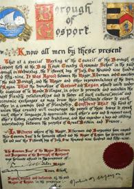 1959 Charter