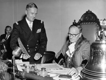 1959 signing